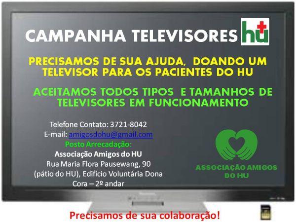 Campanha Televisores